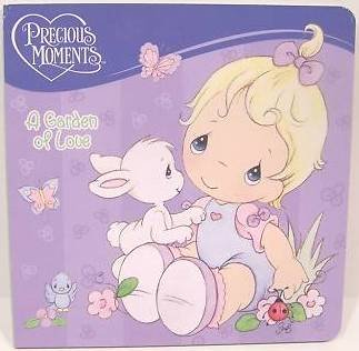 Precious Moments a Garden of Love Board Book - 1