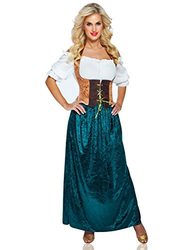 Renaissance Peasant Lady Adult Costume