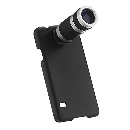 Docooler 8 X Zoom Phone Telescope Camera Lens With Case Cover Kit For Samsung Galaxy S5 Photography Accessory