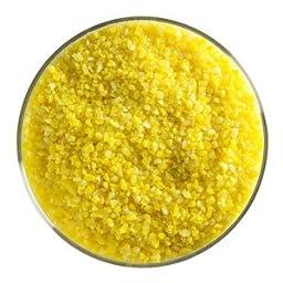 Sunflower Yellow Opal Medium Frit - 90 Coe
