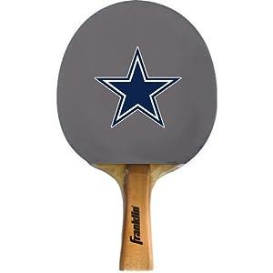 Dallas Cowboys NFL Table Tennis Paddle (1paddle)