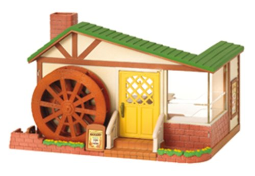 Sylvanian Families Water Mill Bakery