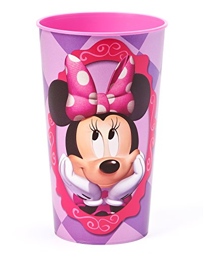 Minnie Mouse Bow-Tique 44 oz Plastic Party Cup, Party Supplies - 1