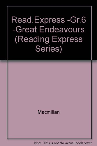 Great Endeavors Grade Six (Reading Express Series) PDF