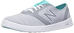 New Balance Women\'s WL628 Casual Athletic Running Shoe, Steel Mink/Aquarius, 10 D US