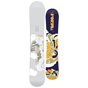 Forum Lander Snowboard 154 Men's