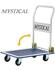 MYSTICAL Store/Home Friendly Portable Trolley-High Quality (150 KG Capacity)
