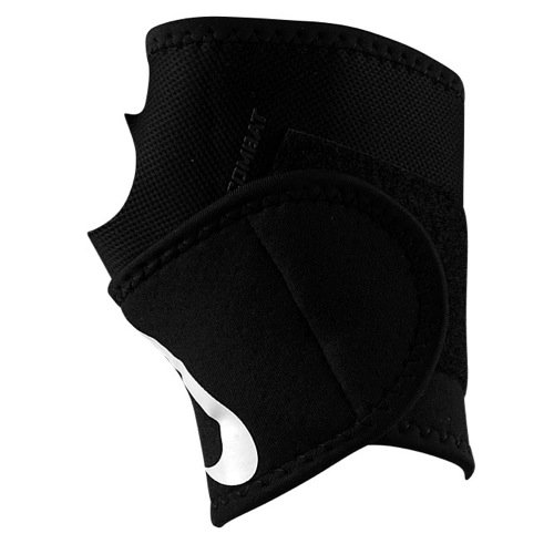 Nike Pro Combat Wrist Wrap Black/white Osfm