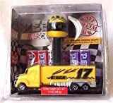 Matt Kenneth NASCAR #17 PEZ Special Gift Pack