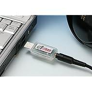 【送料無料】ヘッドホンアンプ!高音質小型!USBオーディオ DenDAC(デンダック)