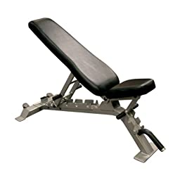 Body-Solid Commercial Flat/Incline/Decline Bench