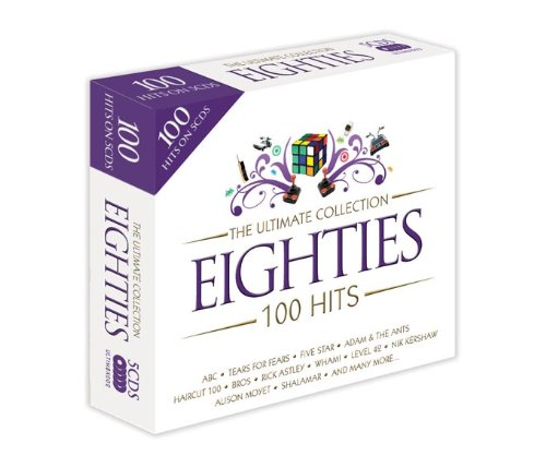 Various Artists - 100 80s Hits (Disc 5) - Zortam Music