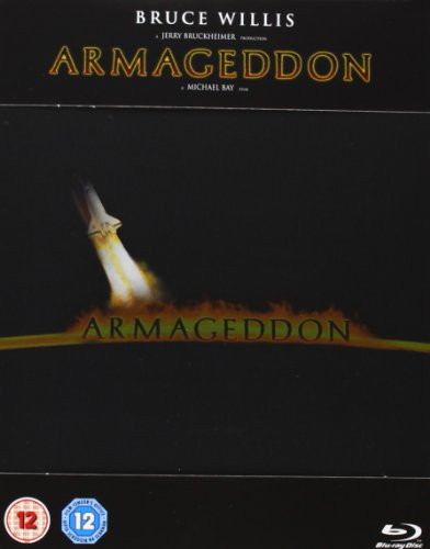 Armageddon (Steelbook) [Blu-ray] [UK Import]