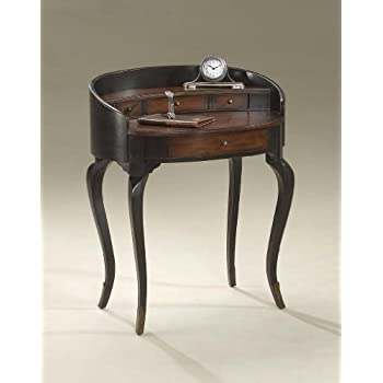 Ladies Writing Desk or Vanity Table in Cherry Finish