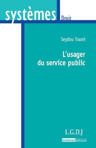 L'usager du service public