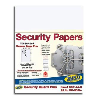 Blank Prescription Pad front-897981