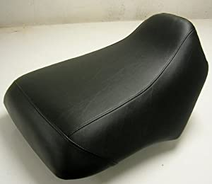 1991 Polaris Trail Boss 250 4x4 (Polaris Code:W918127) - Handmade Black Marine Grade ATV Seat Cover