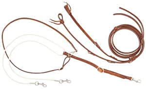 Tough 1 Harness Leather German Martingale