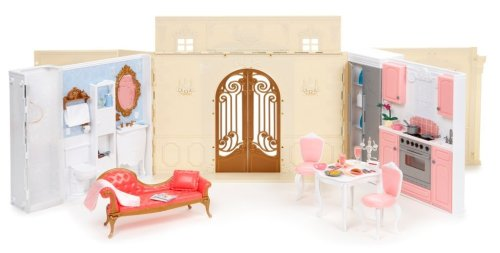 Bratz World House