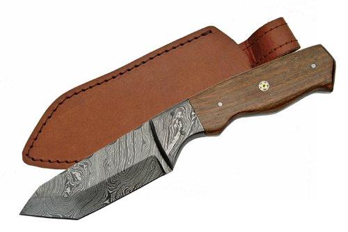 Szco Supplies Tanto Damascus Knife