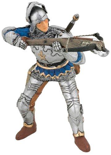 papo アーマー石弓 blue