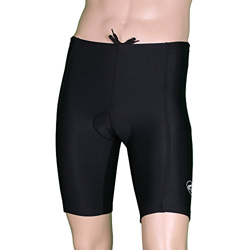 CC-UK '3Style' Cycle Cycling Shorts with CoolMax® Pad RRP: $39.99 (Large: 34