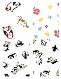【2014福袋】 動物柄手拭いセット