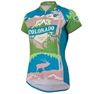 Pearl Izumi 2013/14 Women's Select STATE LTD Short Sleeve Cycling Jersey - 0841