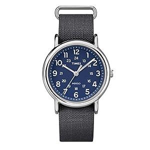 Timex Mens WEEKENDER CONDURA Analog Casual Quartz Watch NWT TW2P65700