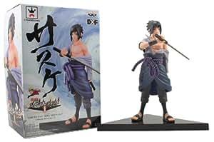 """Banpresto Naruto Shippuden: Sasuke Shinobi Relations 2 Uchiha 6.5"""" DX Figure"""