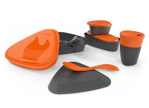 Light My Fire 8-Piece BPA-Free Meal Kit 2.0