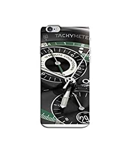 Kaira High Quality Printed Designer Soft Silicon Back Case Cover For Apple iPhone 6/ Apple iPhone 6s(tachymeter)