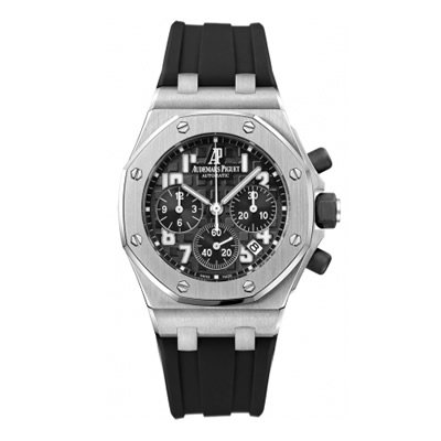 Audemars Piguet Royal Oak Offshore Women's Automatic Watch 26283ST-OO-D002CA-01