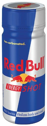 Red Bull Energy Shot Can 60 ml (Pack of 12)
