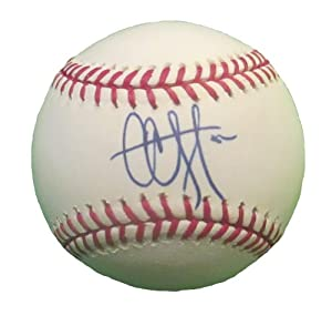 CC Sabathia Autographed Signed Rawlings Official MLB Game Baseball, New York Yankees,...