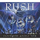 CLOCKWORK ANGELS TOUR (JPN) - Rush