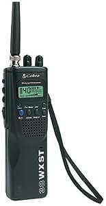 Cobra HH 38 WX ST 4-Mile 40-Channel CB Radio