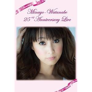 渡辺美奈代 25+2 Anniversary Live DVD