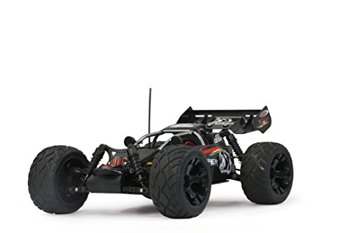 Jamara-053270-Fahrzeuge-RC-Buggy-Splinter-EP-Version-110-24-GHz-mit-LED