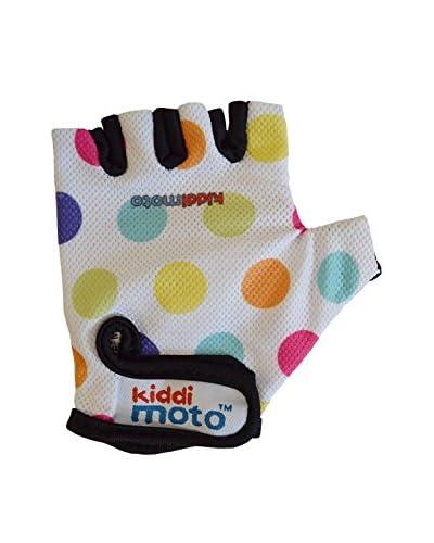 Kiddimoto Guanti Kids Design Sport Pastel Dotty [Multicolore]