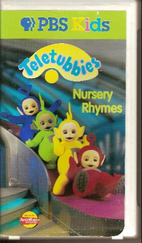 Amazon.com: Teletubbies Nursery Rhymes [VHS]
