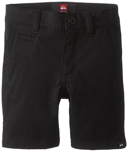 Quiksilver Baby-Boys Infant Union Chino Short Black, Black, 24 Months front-631023