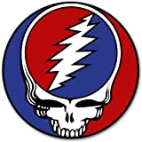 Grateful Dead rock band Vynil Car Sticker Decal - Select Size