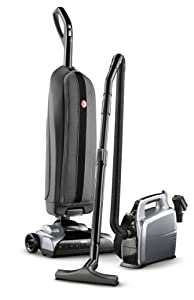 Hoover Platinum Collection Lightweight Bagged Upright with Canister, UH30010COM - Corded