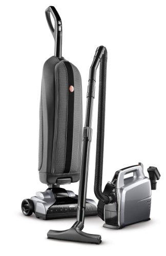 Hoover Vacuum Cleaner Platinum Collection Lightweight Bagged Corded Upright Vacuum Cleaner with Canister Vacuum Cleaner UH3001COM (Best Bagged Upright Vacuum compare prices)