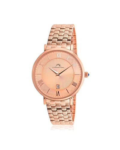 Porsamo Bleu Women's 431CANS Antonia Rose Gold-Tone Stainless Steel Watch