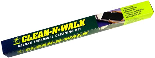 Clean-N-Walk Treadmill Cleaning Kit