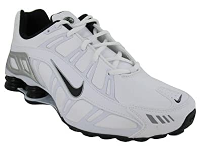 19f7f8e4bfbc3a Amazon Leather Nike Shox Men