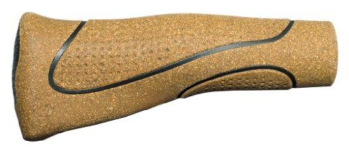 HERRMANS Griff 'Primergo Jet Kork' SB-verpackt, Kork, Paar Justierbarer 2 Komponenten Korkgriff, bietet einen enorm hohen Komfort, des weiteren ist er individuell einstellbar, ein optimaler Griff für außergewöhnliche Ansprüche, PAK und