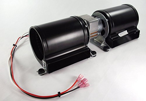 Fireplace Blower for Osburn, Nordica Fireplace, Valley Comfort, Pacific; Rotom Replacement image